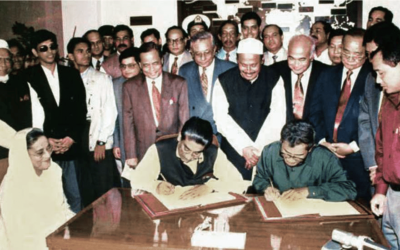 CHT Accord Signing