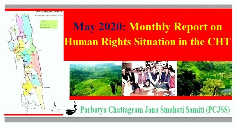 April 2020: Monthly Report on Human Rights Situation in CHT
