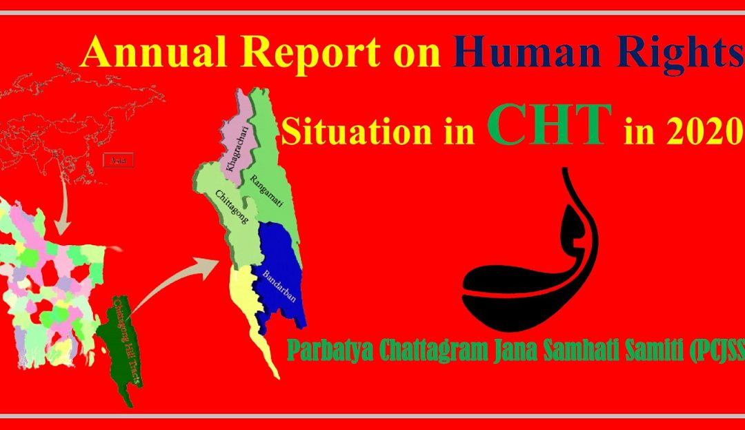 Annual Report on Human Rights Situation in CHT in 2020